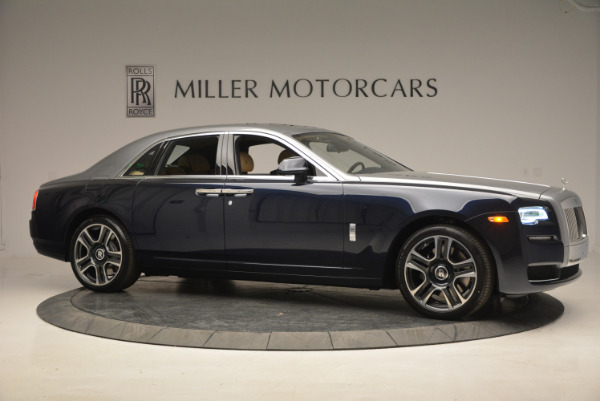 New 2017 Rolls-Royce Ghost for sale Sold at Maserati of Greenwich in Greenwich CT 06830 10
