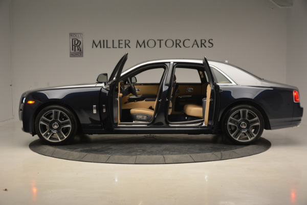 New 2017 Rolls-Royce Ghost for sale Sold at Maserati of Greenwich in Greenwich CT 06830 15