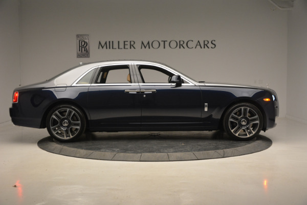 New 2017 Rolls-Royce Ghost for sale Sold at Maserati of Greenwich in Greenwich CT 06830 9