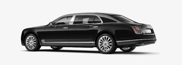 New 2017 Bentley Mulsanne EWB for sale Sold at Maserati of Greenwich in Greenwich CT 06830 3