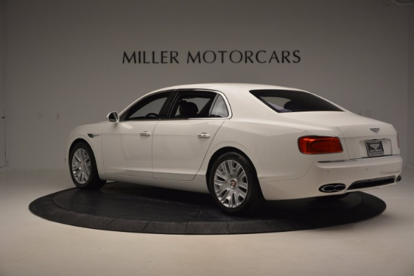 Used 2016 Bentley Flying Spur V8 for sale Sold at Maserati of Greenwich in Greenwich CT 06830 5