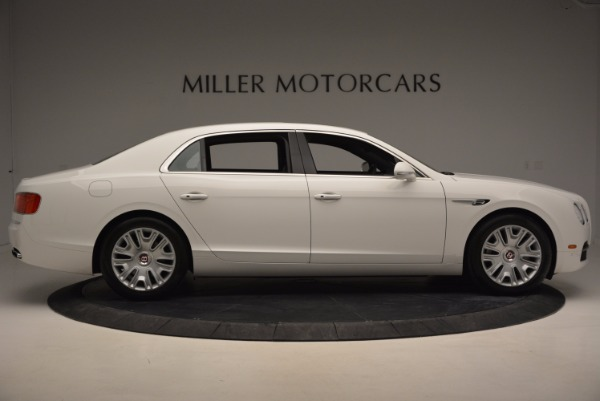 Used 2016 Bentley Flying Spur V8 for sale Sold at Maserati of Greenwich in Greenwich CT 06830 9