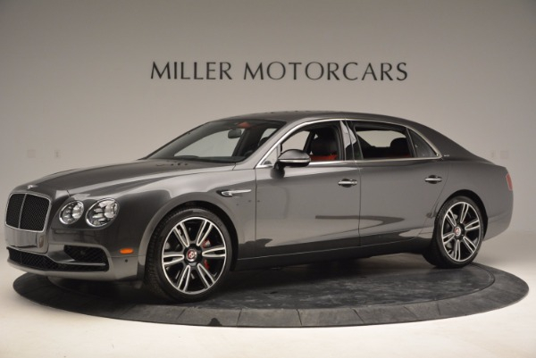 Used 2017 Bentley Flying Spur V8 S for sale Sold at Maserati of Greenwich in Greenwich CT 06830 2