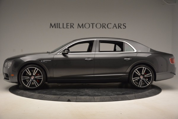 Used 2017 Bentley Flying Spur V8 S for sale Sold at Maserati of Greenwich in Greenwich CT 06830 3