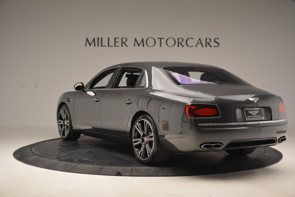 Used 2017 Bentley Flying Spur V8 S for sale Sold at Maserati of Greenwich in Greenwich CT 06830 5