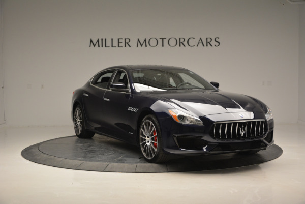 New 2017 Maserati Quattroporte S Q4 GranSport for sale Sold at Maserati of Greenwich in Greenwich CT 06830 11
