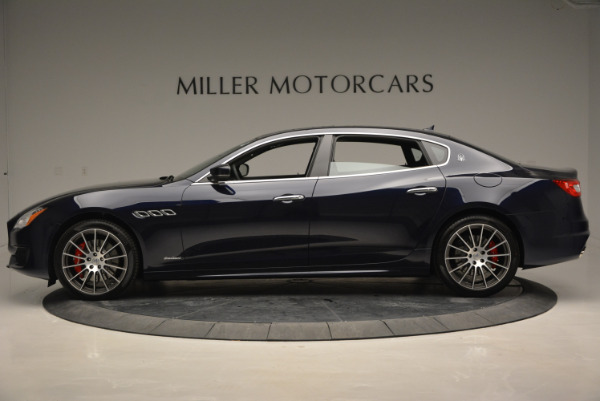 New 2017 Maserati Quattroporte S Q4 GranSport for sale Sold at Maserati of Greenwich in Greenwich CT 06830 3