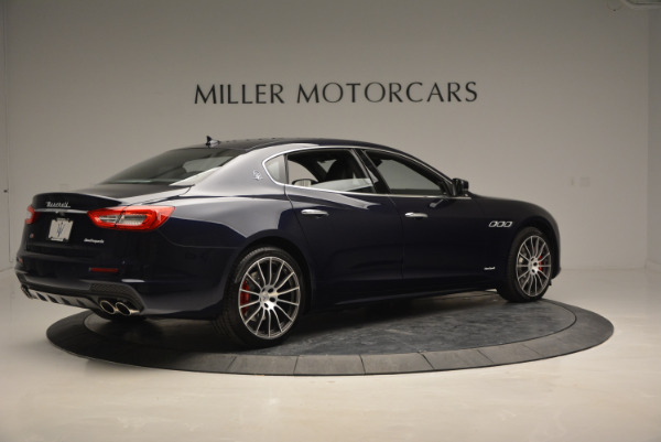 New 2017 Maserati Quattroporte S Q4 GranSport for sale Sold at Maserati of Greenwich in Greenwich CT 06830 8