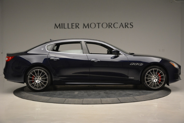 New 2017 Maserati Quattroporte S Q4 GranSport for sale Sold at Maserati of Greenwich in Greenwich CT 06830 9