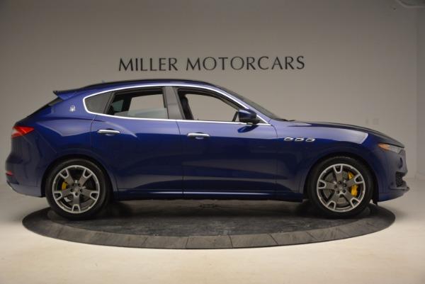 New 2017 Maserati Levante for sale Sold at Maserati of Greenwich in Greenwich CT 06830 8