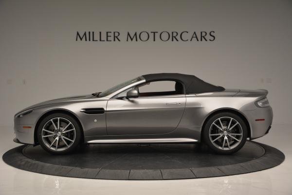 New 2016 Aston Martin V8 Vantage S for sale Sold at Maserati of Greenwich in Greenwich CT 06830 15