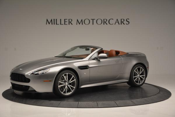 New 2016 Aston Martin V8 Vantage S for sale Sold at Maserati of Greenwich in Greenwich CT 06830 2