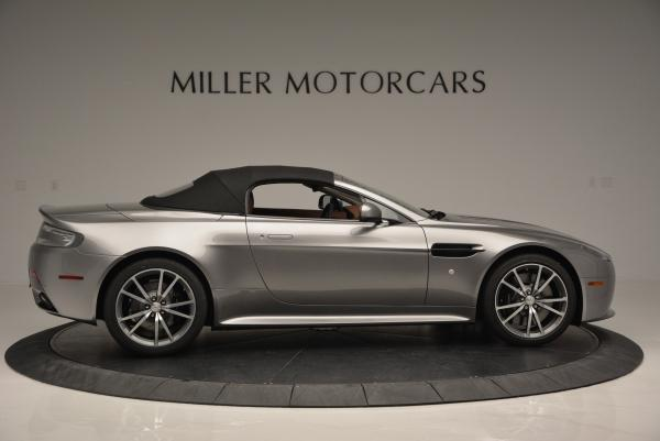 New 2016 Aston Martin V8 Vantage S for sale Sold at Maserati of Greenwich in Greenwich CT 06830 21