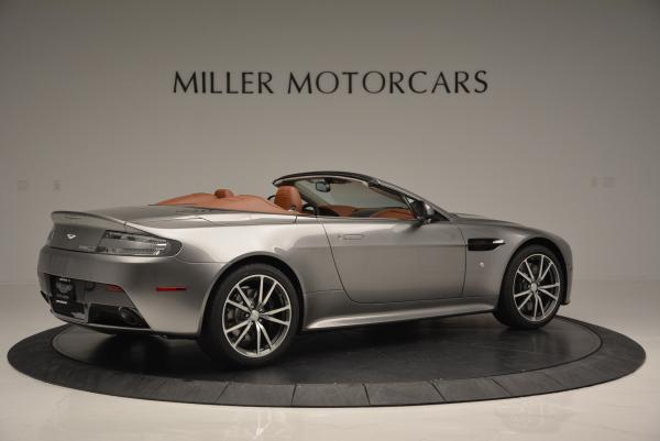 New 2016 Aston Martin V8 Vantage S for sale Sold at Maserati of Greenwich in Greenwich CT 06830 8