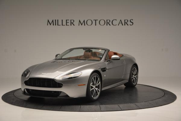 New 2016 Aston Martin V8 Vantage S for sale Sold at Maserati of Greenwich in Greenwich CT 06830 1