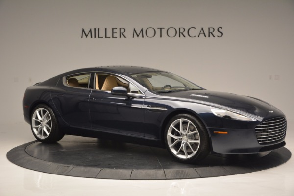 Used 2016 Aston Martin Rapide S for sale Sold at Maserati of Greenwich in Greenwich CT 06830 10
