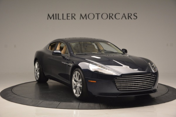 Used 2016 Aston Martin Rapide S for sale Sold at Maserati of Greenwich in Greenwich CT 06830 11