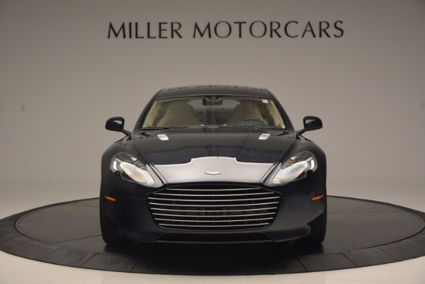 Used 2016 Aston Martin Rapide S for sale Sold at Maserati of Greenwich in Greenwich CT 06830 12