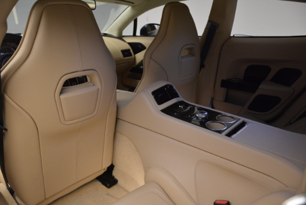 Used 2016 Aston Martin Rapide S for sale Sold at Maserati of Greenwich in Greenwich CT 06830 18