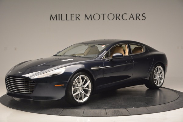 Used 2016 Aston Martin Rapide S for sale Sold at Maserati of Greenwich in Greenwich CT 06830 2