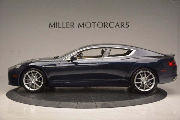 Used 2016 Aston Martin Rapide S for sale Sold at Maserati of Greenwich in Greenwich CT 06830 3