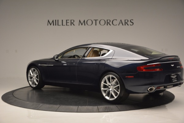 Used 2016 Aston Martin Rapide S for sale Sold at Maserati of Greenwich in Greenwich CT 06830 4