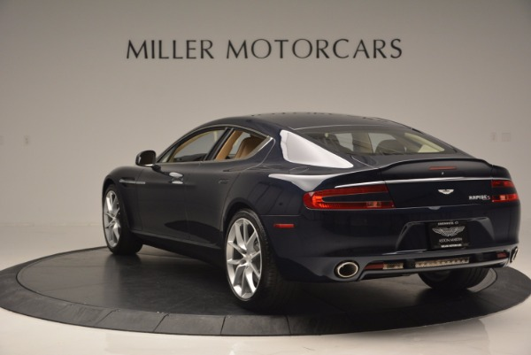 Used 2016 Aston Martin Rapide S for sale Sold at Maserati of Greenwich in Greenwich CT 06830 5