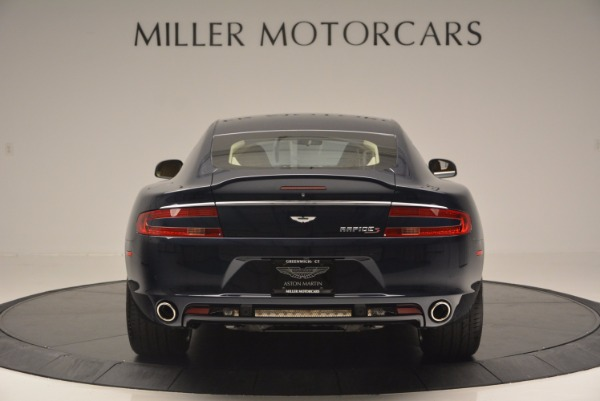 Used 2016 Aston Martin Rapide S for sale Sold at Maserati of Greenwich in Greenwich CT 06830 6