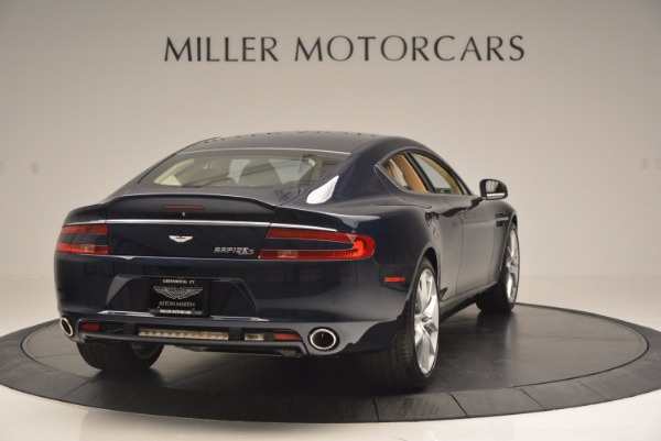 Used 2016 Aston Martin Rapide S for sale Sold at Maserati of Greenwich in Greenwich CT 06830 7