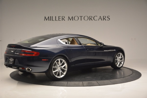 Used 2016 Aston Martin Rapide S for sale Sold at Maserati of Greenwich in Greenwich CT 06830 8
