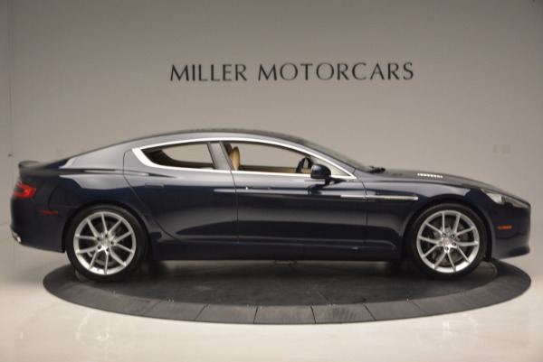 Used 2016 Aston Martin Rapide S for sale Sold at Maserati of Greenwich in Greenwich CT 06830 9