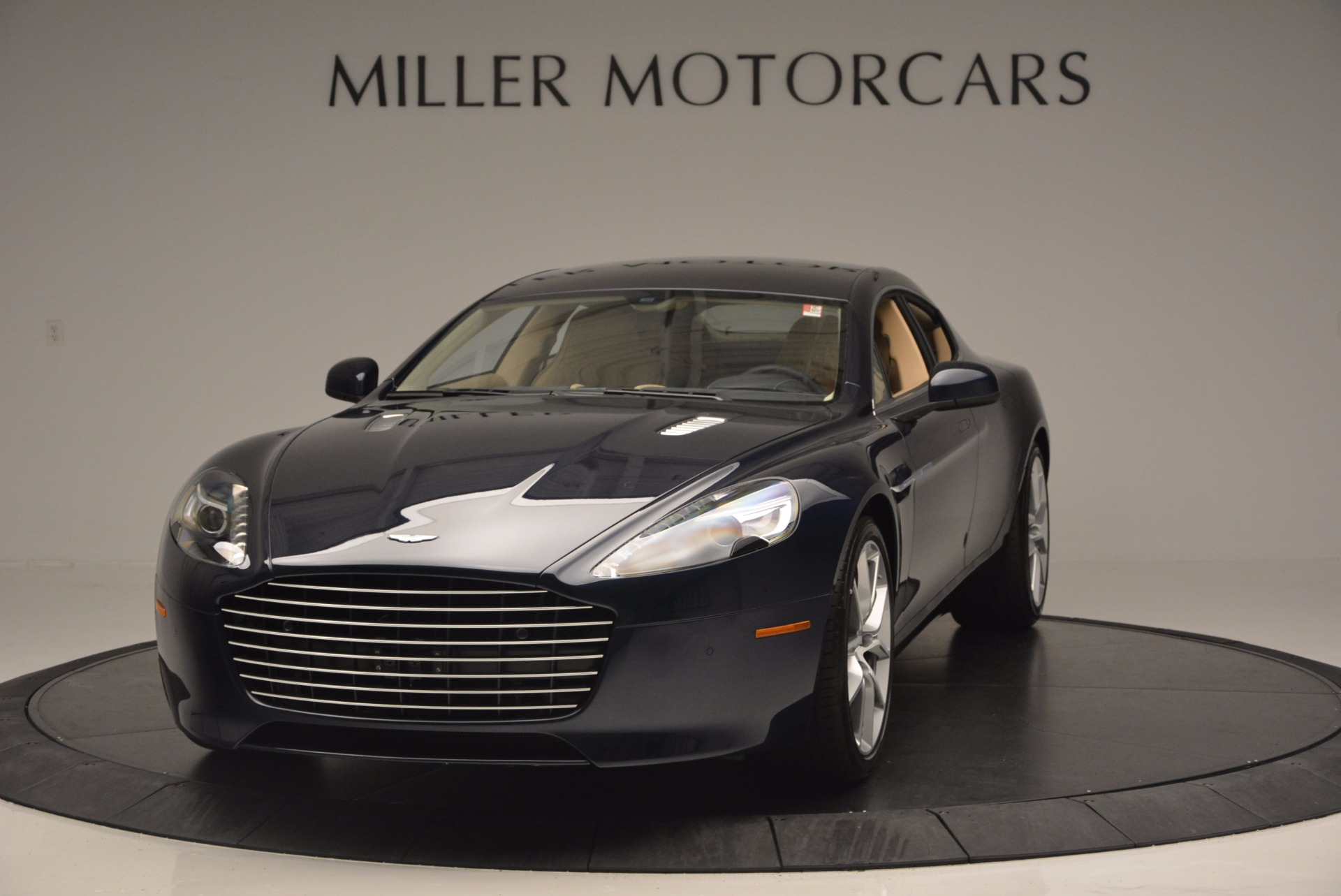 Used 2016 Aston Martin Rapide S for sale Sold at Maserati of Greenwich in Greenwich CT 06830 1