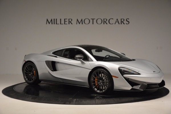 New 2017 McLaren 570GT for sale Sold at Maserati of Greenwich in Greenwich CT 06830 10