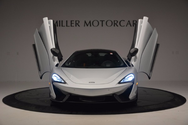 New 2017 McLaren 570GT for sale Sold at Maserati of Greenwich in Greenwich CT 06830 13