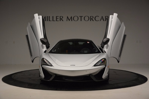 New 2017 McLaren 570GT for sale Sold at Maserati of Greenwich in Greenwich CT 06830 14