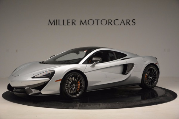 New 2017 McLaren 570GT for sale Sold at Maserati of Greenwich in Greenwich CT 06830 2