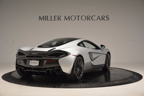 New 2017 McLaren 570GT for sale Sold at Maserati of Greenwich in Greenwich CT 06830 7