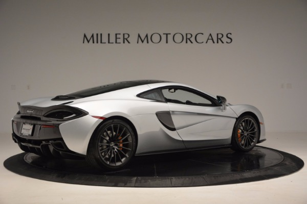 New 2017 McLaren 570GT for sale Sold at Maserati of Greenwich in Greenwich CT 06830 8