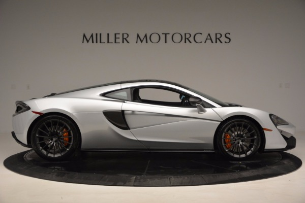 New 2017 McLaren 570GT for sale Sold at Maserati of Greenwich in Greenwich CT 06830 9