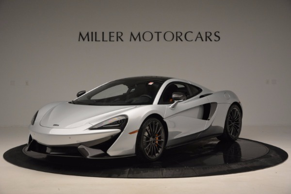New 2017 McLaren 570GT for sale Sold at Maserati of Greenwich in Greenwich CT 06830 1