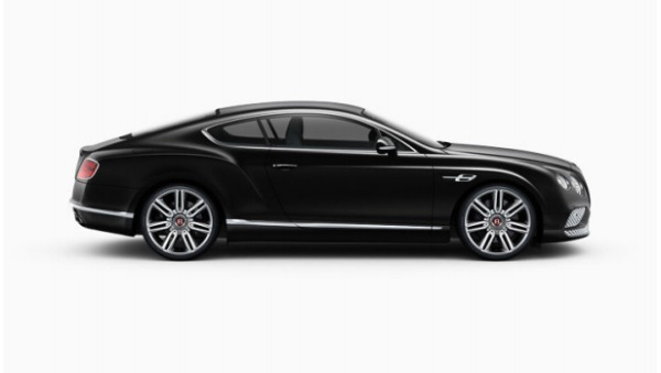 New 2017 Bentley Continental GT V8 for sale Sold at Maserati of Greenwich in Greenwich CT 06830 3