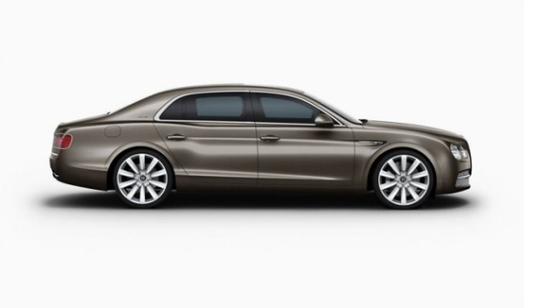 New 2017 Bentley Flying Spur W12 for sale Sold at Maserati of Greenwich in Greenwich CT 06830 3