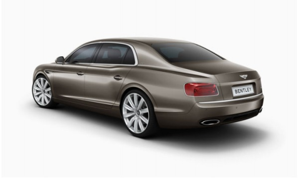 New 2017 Bentley Flying Spur W12 for sale Sold at Maserati of Greenwich in Greenwich CT 06830 4