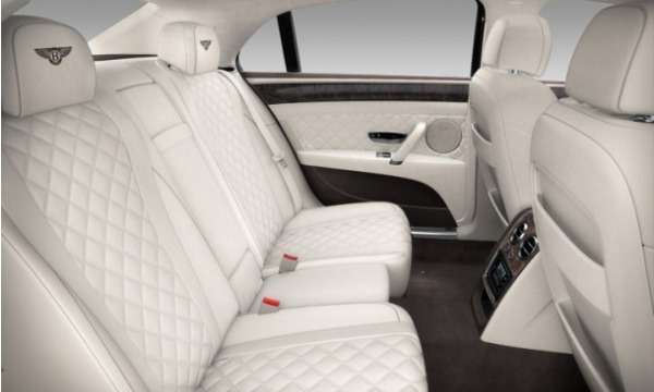 New 2017 Bentley Flying Spur W12 for sale Sold at Maserati of Greenwich in Greenwich CT 06830 8
