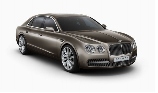 New 2017 Bentley Flying Spur W12 for sale Sold at Maserati of Greenwich in Greenwich CT 06830 1