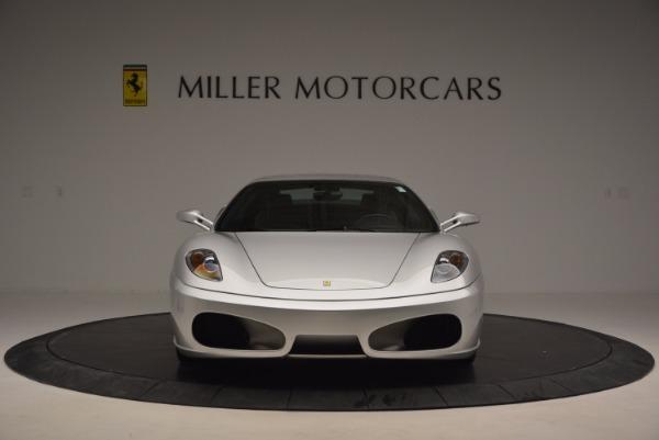 Used 2007 Ferrari F430 F1 for sale Sold at Maserati of Greenwich in Greenwich CT 06830 12