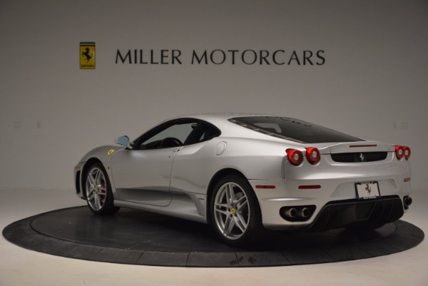 Used 2007 Ferrari F430 F1 for sale Sold at Maserati of Greenwich in Greenwich CT 06830 5