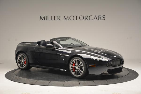 Used 2016 Aston Martin V12 Vantage S Convertible for sale $128,900 at Maserati of Greenwich in Greenwich CT 06830 10