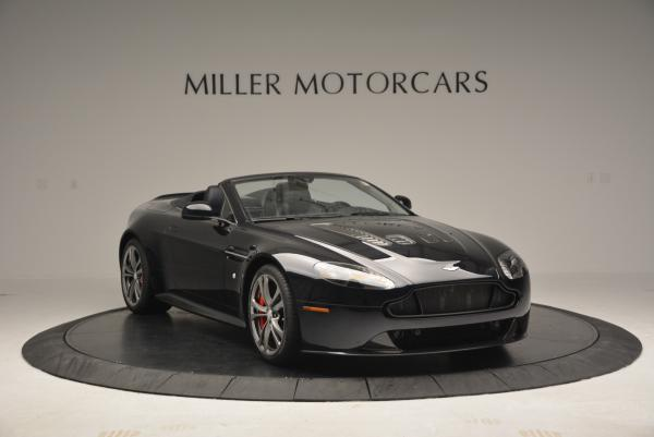 Used 2016 Aston Martin V12 Vantage S Convertible for sale $128,900 at Maserati of Greenwich in Greenwich CT 06830 11