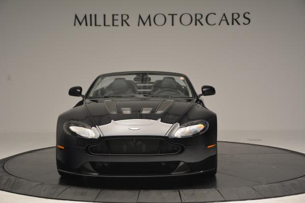Used 2016 Aston Martin V12 Vantage S Convertible for sale $128,900 at Maserati of Greenwich in Greenwich CT 06830 12